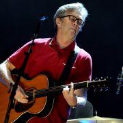 Eric Clapton verlor seinen Sohn Connor (4) durch einen tragischen Unfall.