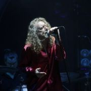 Sänger Robert Plant (