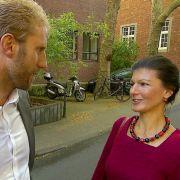 Sahra Wagenknecht muss für Fehltritt des Ex blechen (Foto)