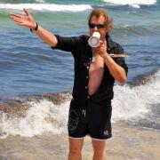 Mallorca-Jens nackt? Jetzt wird er Bademoden-Model (Foto)