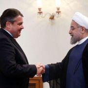 Gabriel treibt Wirtschaftskooperation mit Iran voran (Foto)