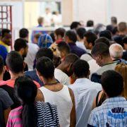 EU-Staaten verfehlen Ziel bei Flüchtlingsverteilung (Foto)