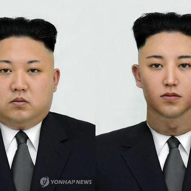 So sähe der Nordkorea-Dickwanst-Diktator in schön aus (Foto)