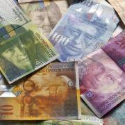 Schweizer Exporte schrumpfen nach «Frankenschock» (Foto)