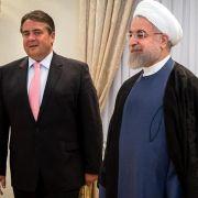 Wirtschaft zufrieden mit Gabriels Iran-Besuch (Foto)