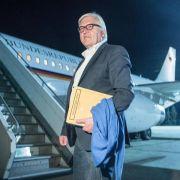 Medien: NSA belauschte auch Außenminister Steinmeier (Foto)