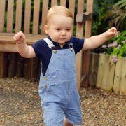 Seinen ersten Geburtstag verbrachte Prinz George ohne Presse, nur im Kreise seiner Familie.