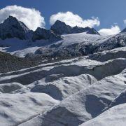Lebensgefahr! Gletscherspalte verschluckt Deutschen (Foto)