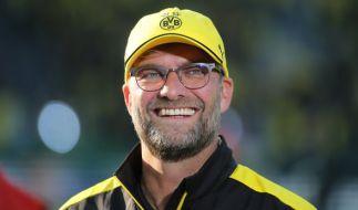 Jürgen Klopp versteigert seinen letzten Borussia Dortmund-Dienstwagen. (Foto)
