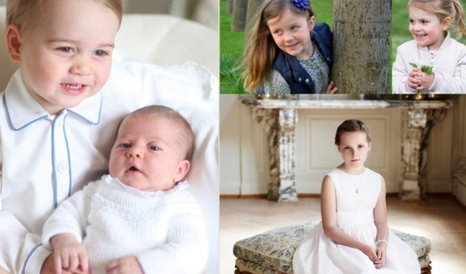 Prinz George feiert 2. Geburtstag