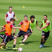 Leverkusen und Hannover nur Unentschieden bei Testspielen (Foto)