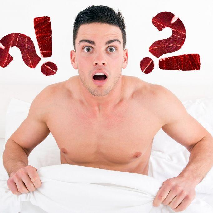5 Dinge, die jeder Mann mit seinem Penis macht (Foto)
