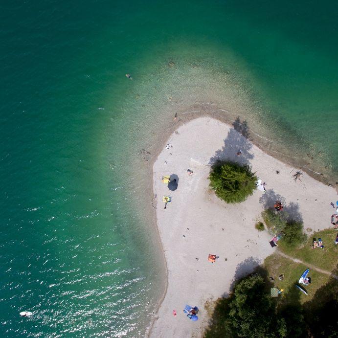 Die 20 schönsten Badeseen Deutschlands (Foto)