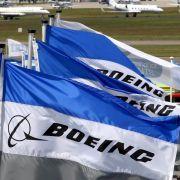 Tankflugzeug-Entwicklung belastet Gewinnziel bei Boeing (Foto)