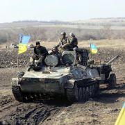 Ukraine stimmt entmilitarisierter Zone zu (Foto)
