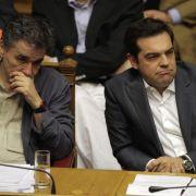 Syriza-Linke läuft Sturm gegen Tsipras' Reformen (Foto)