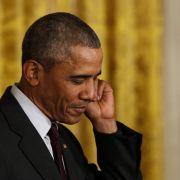 Obama telefoniert nach Anschlag in Suruc mit Erdogan (Foto)