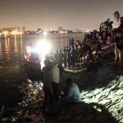 Mindestens 22 Tote bei Unglück mit Partyboot auf dem Nil (Foto)