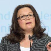 Ministerin Nahles will nicht am Acht-Stunden-Tag rütteln (Foto)