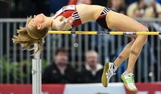 Deutsche Leichtathletik Meisterschaften in Nürnberg. (Foto)
