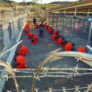 Plan für Guantánamo-Schließung in «Endphase» (Foto)