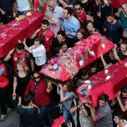 Ankara bestätigt zwei Tote bei Kämpfen mit IS (Foto)