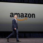Amazon-Aktie schießt nach unerwartetem Quartalsgewinn hoch (Foto)