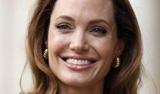 Neues Filmprojekt: Angelina Jolie verfilmt Biographie über Krieg in Kambodscha. (Foto)