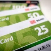 So sparen Sie mit der neuen Bahncard (Foto)