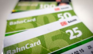 Neue Probe Bahncards ab 1. August 2015. (Foto)