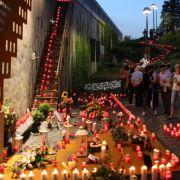 Duisburg erinnert an Loveparade-Opfer (Foto)