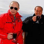 Kommt Silvio Berlusconi als Minister nach Moskau? (Foto)