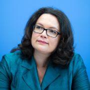 Nahles will Hürden für Arbeitslosengeld senken (Foto)