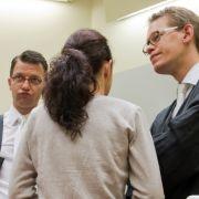 Schweigepflicht gebrochen? Beate Zschäpe zeigt Anwälte an (Foto)