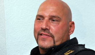 Rocker-Boss Frank Hanebuth wird Angaben seines Anwaltes zufolge aus der spanischen Untersuchungshaft entlassen. (Foto)