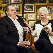 Als Wiederholung: Oliver Kalkofe lästert bei Ina Müller (Foto)