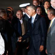 Obama in Kenia - straffes Programm in vier Tagen (Foto)
