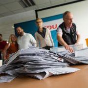 Berliner CDU: 45 Prozent «überhaupt nicht» für Homo-Ehe (Foto)