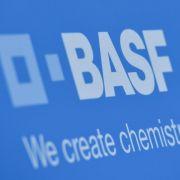 BASF leidet weiter unter Ölpreisverfall (Foto)