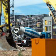 Große Städte bauen deutlich mehr Wohnungen (Foto)