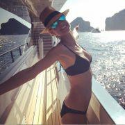Schlank und rank im Bikini - aber wo ist ihr Po geblieben? (Foto)