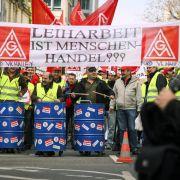 Nahles will Leiharbeit auch über 18 Monate hinaus zulassen (Foto)