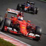 """""""Sieg für Jules"""": Vettel triumphiert, Rosberg und Hamilton im Pech (Foto)"""