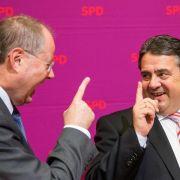 SPD-Spitze: Zukunftsvision entwickeln und Wähler «mitreißen» (Foto)