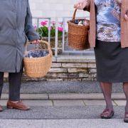 Alternde Bevölkerung: Vor allem Westdeutschland betroffen (Foto)
