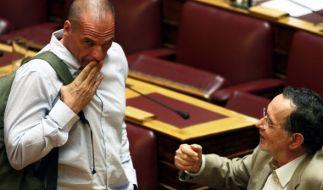 Yanis Varoufakis hat während seiner Amtszeit an geheimen Grexit-Plänen gearbeitet. (Foto)