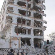 15 Tote bei Anschlag auf Diplomaten-Hotel in Somalia (Foto)