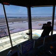 Contigency-Tower der DFS: Flugraumüberwachung aus dem Tower.