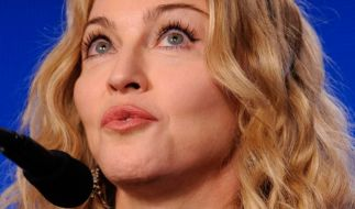 So kennen wir Madonna eigentlich. (Foto)