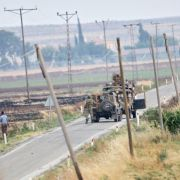 Vor Nato-Sitzung:Türkei geht gegen Kurden vor (Foto)